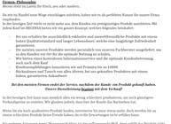 Article Writing Entri Peraduan #1 for Schreiben von Artikeln for my website - in deutsch