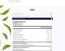 #70 untuk Design Web Page oleh veletechnosoft