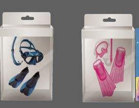#4 for Packaging for snorkelling gear af maryamnazargol