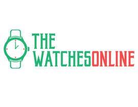 Nro 26 kilpailuun Creat a logo for my instagram ( thewatchesonline ) käyttäjältä stark20236