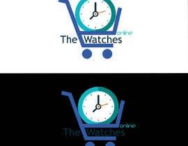 Nro 17 kilpailuun Creat a logo for my instagram ( thewatchesonline ) käyttäjältä n4matin