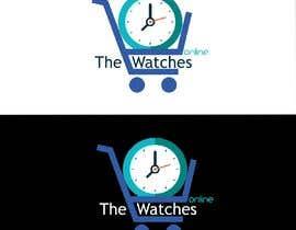Nro 18 kilpailuun Creat a logo for my instagram ( thewatchesonline ) käyttäjältä n4matin