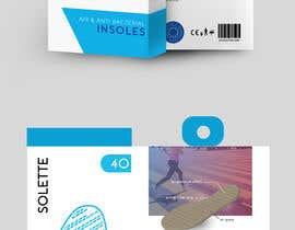 #107 untuk New Product Package and labels design (insoles) oleh noneacid