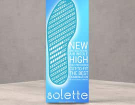 #57 untuk New Product Package and labels design (insoles) oleh LanaZel