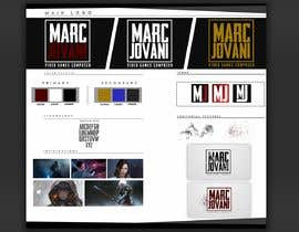 #35 para Brand Board (branding) for a Video Games Music Composer branding por afsinsahin