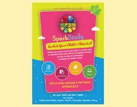 MehdiToo tarafından Create a A5 flyer for tutoring school için no 2