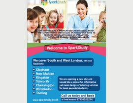 MOMODart tarafından Create a A5 flyer for tutoring school için no 31