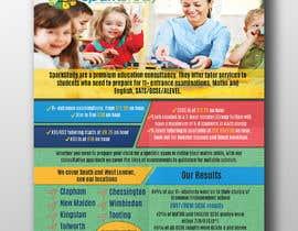 azizkhancpi tarafından Create a A5 flyer for tutoring school için no 38