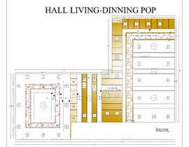 #4 for Design a floor plan for a brewery with tasting room af ajeet12345678912