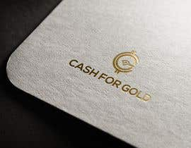#79 for Design a Logo for Cash for Gold by arabbayati