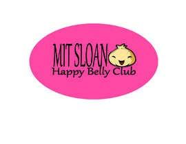 nº 27 pour Design a Logo for MIT Sloan Happy Belly Club par mashudaeu83