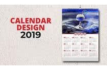 Proposition n° 15 du concours Graphic Design pour Rift Drops Water 2019 Calender
