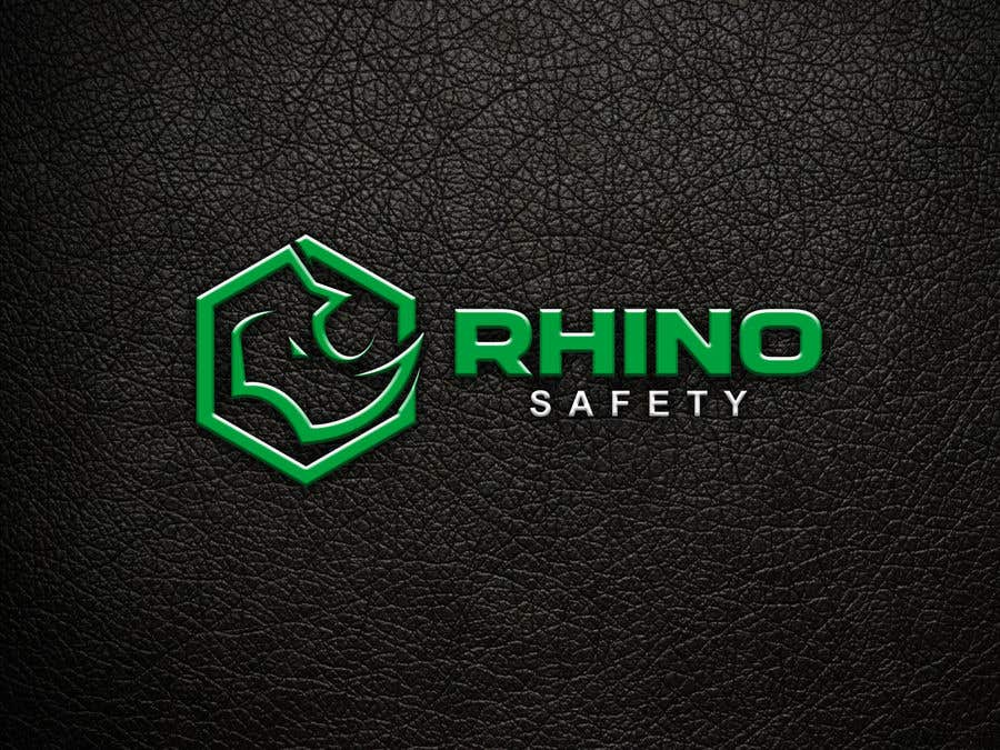 Contest Entry #76 for Rhino Safety Logo