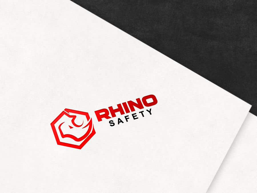 Contest Entry #78 for Rhino Safety Logo
