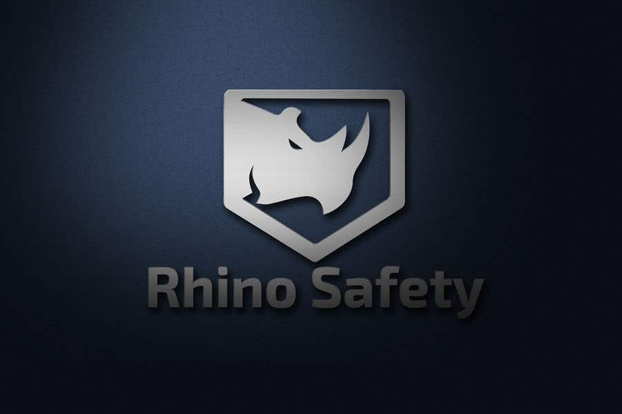 Contest Entry #17 for Rhino Safety Logo