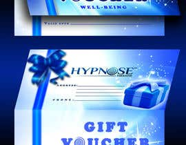 #40 cho Design of GIFT VOUCHERS : for HYPNOSIS bởi SaranyaKrish