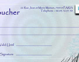 #6 for Design of GIFT VOUCHERS : for HYPNOSIS af tedatkinson123