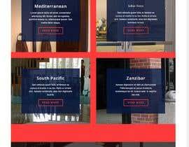 Nro 37 kilpailuun Build a fairly basic wordpress website for small glass company käyttäjältä ElementorBoss