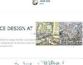 Nro 14 kilpailuun Build a fairly basic wordpress website for small glass company käyttäjältä hossainriyad7381