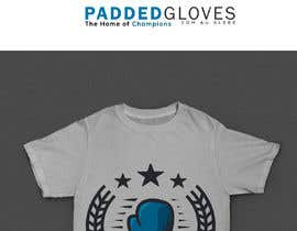 #49 untuk LOGO Padded Gloves com au oleh kmsinfotech