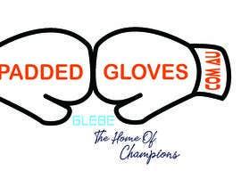 #40 untuk LOGO Padded Gloves com au oleh imran5610