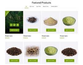 #15 para Herbal Apothecary Website por webmastersud