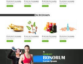 #5 para Herbal Apothecary Website por saidesigner87
