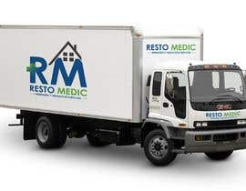 #6 для Need a design for a truck wrap for work vehicles от Nixa031