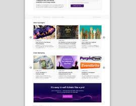 nº 20 pour Updated design for our existing blog site (Design Only) par Batto14