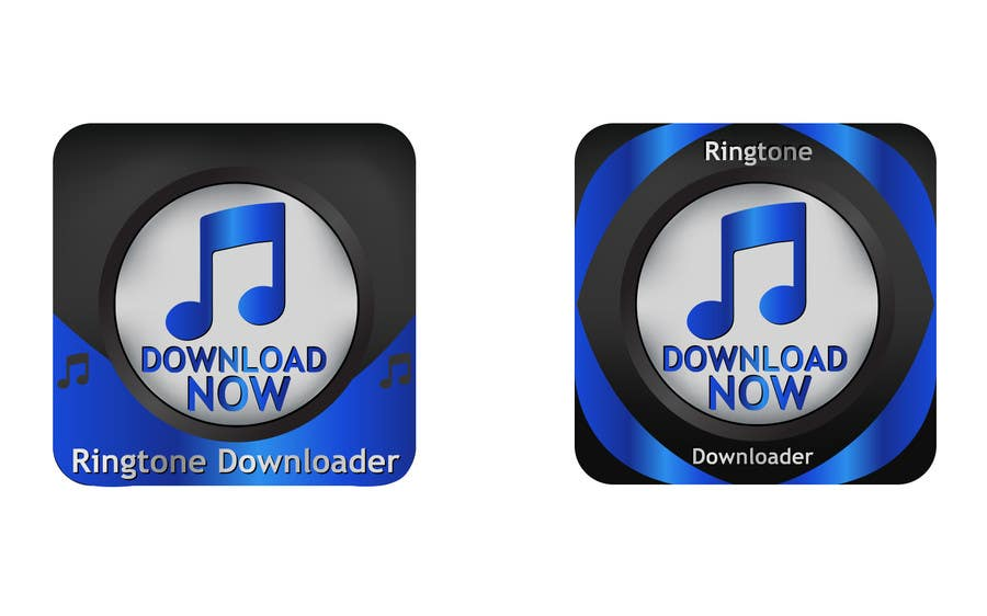 #3 for Logo Design for Ringtone and Mp3 Download App by uniqueboi91