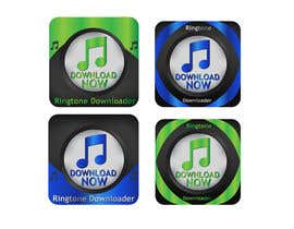 #10 para Logo Design for Ringtone and Mp3 Download App por uniqueboi91