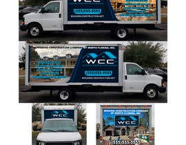 #56 for Box Truck Wrap Design by TheFaisal