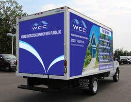#47 for Box Truck Wrap Design by sadiksufia