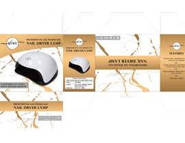 #2 para Design the box - apperance of nail box lamp por eling88