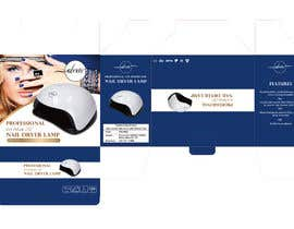 #8 para Design the box - apperance of nail box lamp por eling88