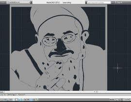 jhosser tarafından AutoCAD Drawing for Laser Cutting için no 18