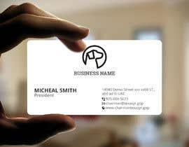 nº 81 pour Design a business card using our logo. par wefreebird