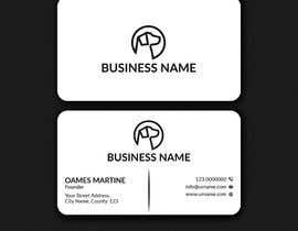 nº 575 pour Design a business card using our logo. par Monowar8731