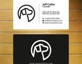 nº 215 pour Design a business card using our logo. par mdabunayem1999