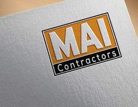 #331 untuk Contractor Logo oleh designguruuk