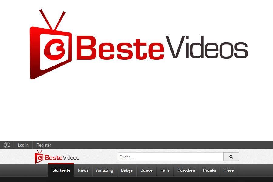 Конкурсная заявка №148 для Logo Design for Video Site
