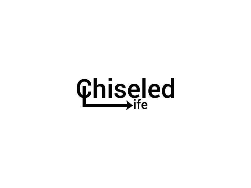 Kilpailutyö #56 kilpailussa Fitness brand logo design -  Chiseled life