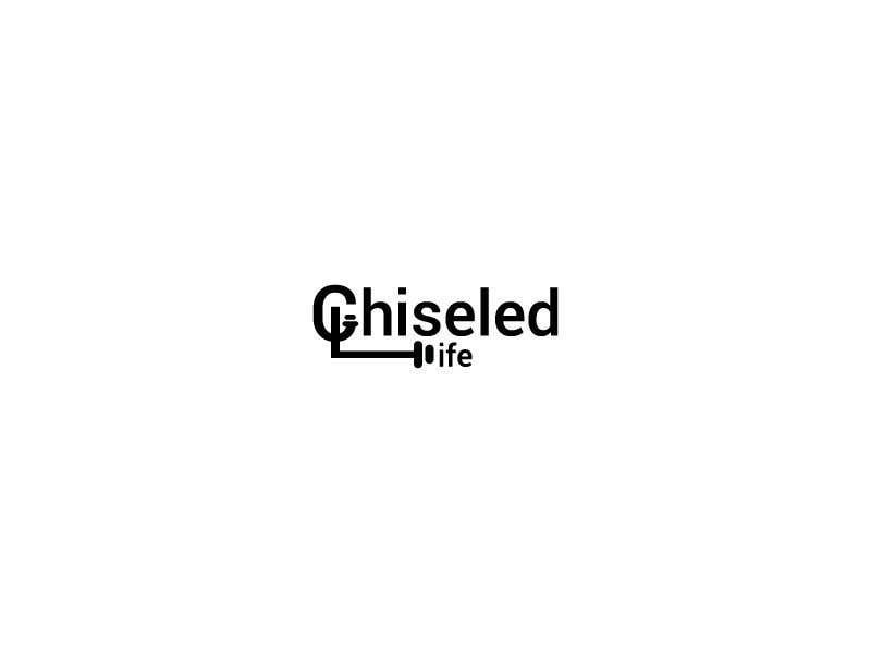 Kilpailutyö #57 kilpailussa Fitness brand logo design -  Chiseled life