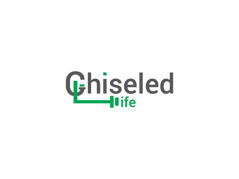 Kilpailutyö #60 kilpailussa Fitness brand logo design -  Chiseled life