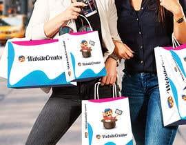 Nro 11 kilpailuun Design a promotional shopping bag käyttäjältä shemmicl