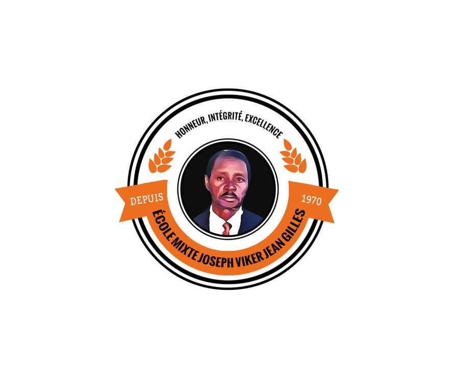 Penyertaan Peraduan #7 untuk Logo for a school