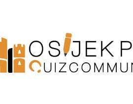 #12 for Logo for Osijek Pub Quiz Community by moshalawa