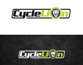 "#27 para Design a Logo for ""Cycle Lion"" por pinky"