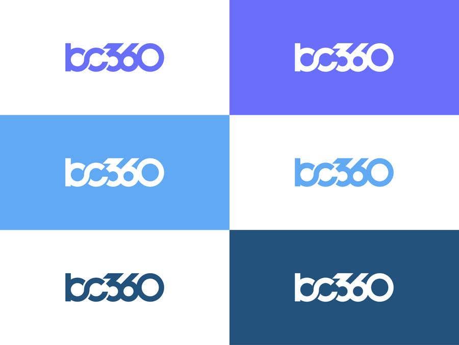 Kilpailutyö #137 kilpailussa Design a Logo for BC360