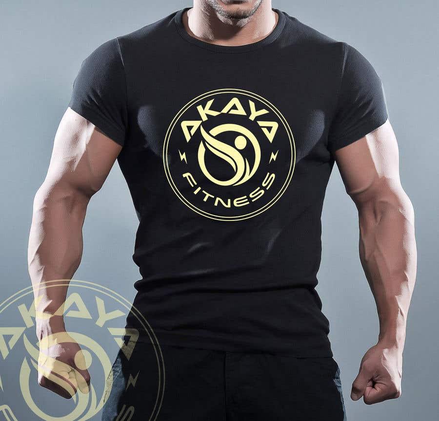 Bài tham dự cuộc thi #101 cho Gym Clothing - T-Shirt Design